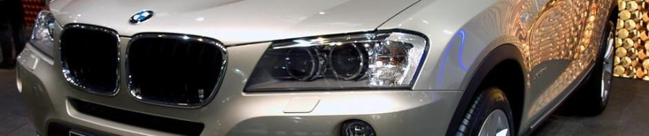 Den BMW X3 als Neuwagen mit Rabatt günstig kaufen!