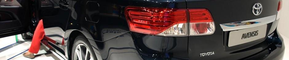 Toyota Avensis Combi Neuwagen günstig mit Rabatt kaufen.