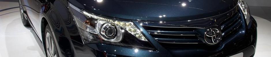 Toyota Avensis Limousine Neuwagen mit bis zu 27,67% Rabatt günstig kaufen