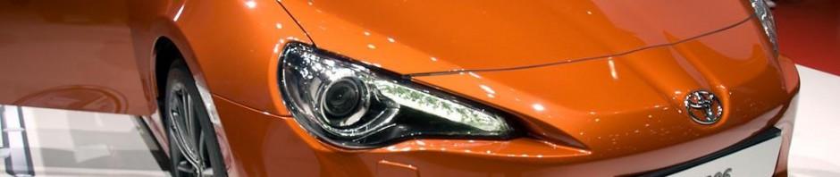 Toyota GT 86 Neuwagen mit bis zu 14% Rabatt günstig kaufen