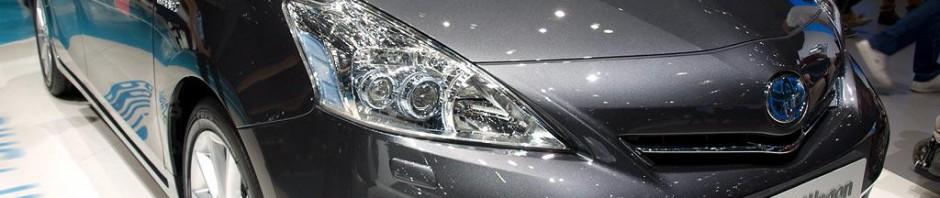 Toyota Prius+ Neuwagen mit bis zu 18,17% Rabatt günstig kaufen