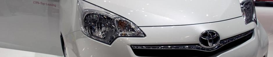 Toyota Verso-S Neuwagen mit bis zu 16,6% Rabatt günstig kaufen