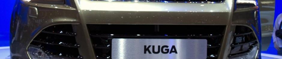 Ford Kuga als Neuwagen mit 28,5% Rabatt günstig kaufen!