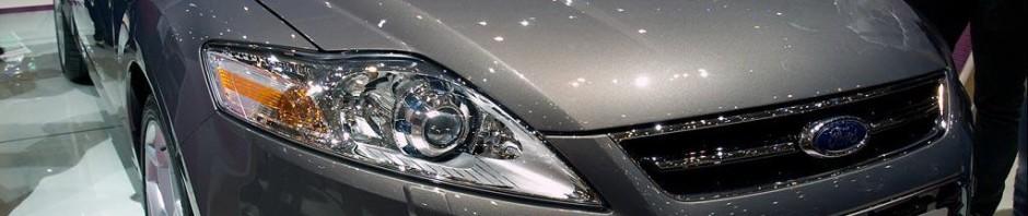 Ford Mondeo Turnier als Neuwagen mit 26,77% Rabatt günstig kaufen!