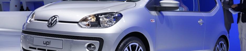 VW up! Neuwagen günstig kaufen mit Rabatt