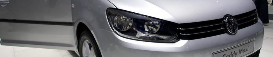 VW Caddy Sondermodell CUP günstig kaufen mit Rabatt