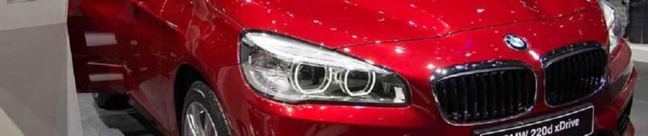 BMW 2er Gran Tourer Neuwagen mit Rabatt günstig kaufen