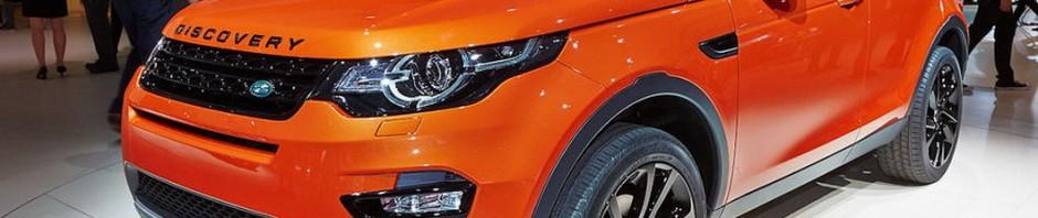 Land-Rover Discovery Sport Neuwagen mit 13.25% Rabatt günstig kaufen!