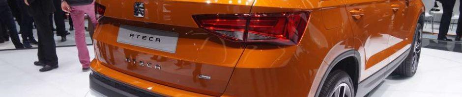 Seat Ateca Neuwagen mit bis zu 26.25% Rabatt günstig kaufen